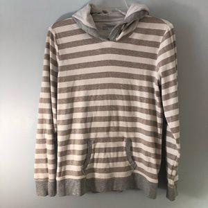 Striped Gap Body hoodie